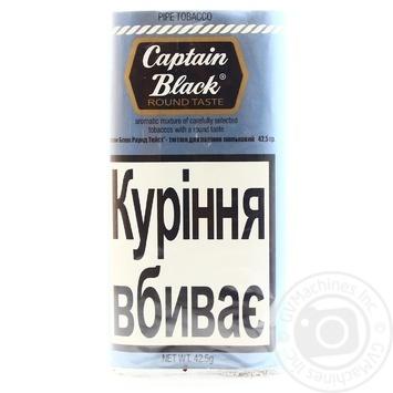 Тютюн Captain Black Round Taste 42.5г - купити, ціни на Novus - фото 3