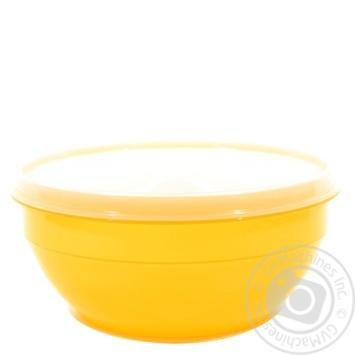 Ємкiсть для морозилки кругла MTM 0,9л - купить, цены на Novus - фото 2