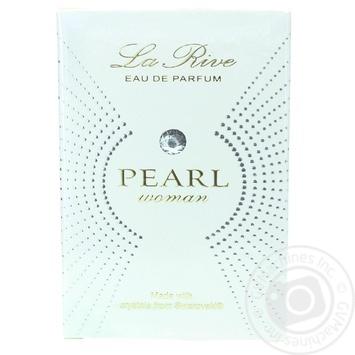 Жіноча парфумована водаLA RIVE PEARL SWAROVSKI, 75 мл - купити, ціни на Novus - фото 1