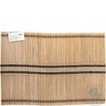 Підставка бамбук під гаряче 30х45см 95-110-009 - купити, ціни на МегаМаркет - фото 1