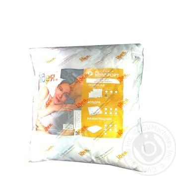 Idea Comfort Pillow 70*70cm - buy, prices for Auchan - photo 1