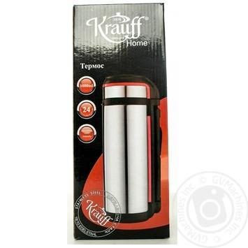 Термос Krauff 26-178-027 1л - купить, цены на Novus - фото 1