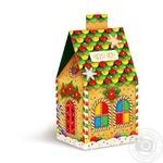 Новогодний подарок Рошен №2 Сладкий домик 249г
