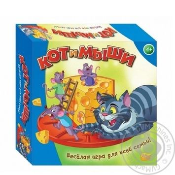 Dream Makers Cat and Mouses Board Game - buy, prices for MegaMarket - image 2