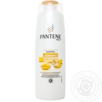 Pantene Shampoo Moisturizing and Recovery 250ml - buy, prices for Novus - image 1