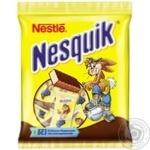 Цукерки Nesquik шоколадно-вафельні 191г - купити, ціни на Novus - фото 1