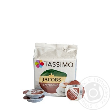 Jacobs Cappuccino ground coffee 260g - buy, prices for MegaMarket - image 3