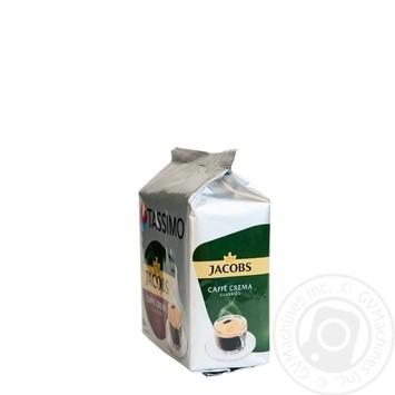 Jacobs Tassimo Crema ground coffee 16*7g - buy, prices for MegaMarket - image 5