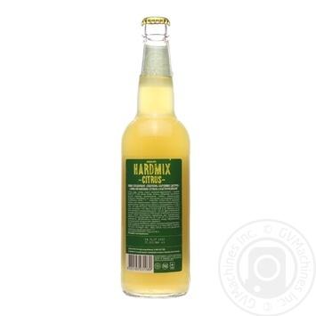 Hardmix Citrus beer 4.6% 0,5l - buy, prices for Novus - image 2