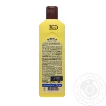 Полироль Pronto Лимон для мебели 300г - купить, цены на Novus - фото 2