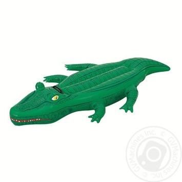Скидка на Фигура Crocodile надувная детская 167*89см