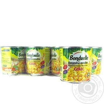 Кукуруза Bonduelle Gold 340г*12шт