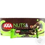 Candy bar Axa grain with nuts