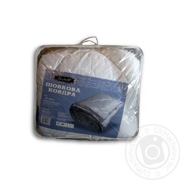 Одеяло Zastelli шелковая 140х205см - купить, цены на МегаМаркет - фото 1