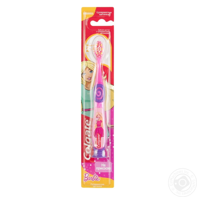 Зубна щітка Colgate Spiderman Для дітей 2-5 років Суперм які щетинками f520555a5d9aa