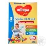 Смесь молочная сухая Milupa 2 600г