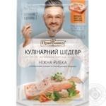 Приправа для рыбы с лимонным соком и итальянскими травами и пакет для запекания Приправка 15г