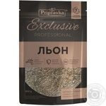Pripravka Exclusive Professional seeds of flax 100g