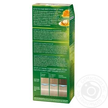 Краска для волос Palette Naturals 10-2 (219) Холодный блондин 110мл - купить, цены на Novus - фото 3