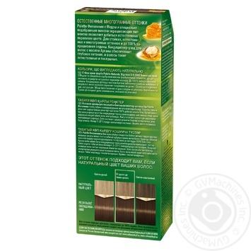 Краска для волос Palette Naturals 6-0 (500) Темно-русый 110мл - купить, цены на Novus - фото 3