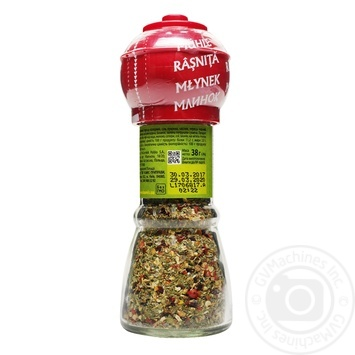 Spices Kamis for salad 38g - buy, prices for Novus - image 4
