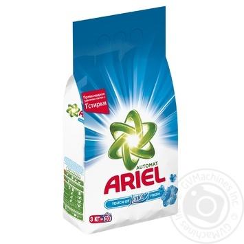 Стиральный порошок Ariel 2в1 Lenor Effect автомат 3кг