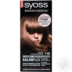 Cream-paint Syoss for hair