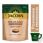 Кофе растворимый Jacobs Millicano Espresso 150г