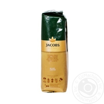 Кофе Jacobs Crema в зернах 500г - купить, цены на Фуршет - фото 3
