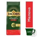 Jacobs Monarch Intense ground coffee 225g - buy, prices for Furshet - image 3
