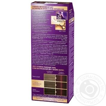 Краска для волос Palette интенсивный колір 4-88 (RF3) красный гранат 110мл - купить, цены на Novus - фото 3