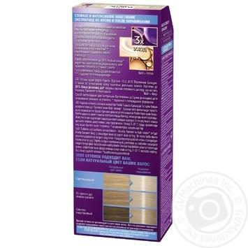 Краска для волос Palette интенсивный цвет 10-2 (A10) жемчужный блондин 110мл - купить, цены на Novus - фото 3
