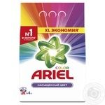 Порошок стиральный Ariel Color автомат 4кг