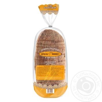 Хлеб КиевХлеб Белорусский ржаной нарезанный 700г - купить, цены на Novus - фото 2