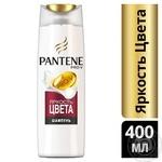 Шампунь Пантін про ві живий колір 400мл Румунія - купити, ціни на МегаМаркет - фото 2