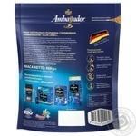 Кофе Ambassador Blue Label растворимый 400г - купить, цены на Novus - фото 2
