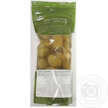 Almito Greek Whole In Brine Olives 250ml - buy, prices for Novus - image 2