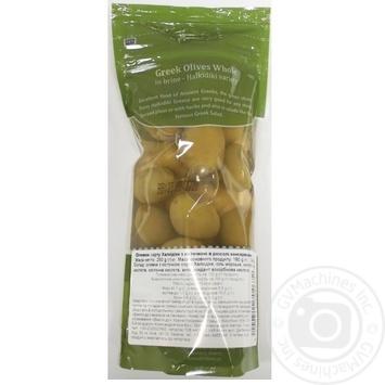 Оливки Almito гречесике с косточкой в рассоле 250мл - купить, цены на Novus - фото 2