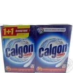 Средство Calgon для смягчения воды 1+1, 2кг
