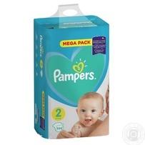 06f018290672 Підгузники Pampers New Baby-Dry 2 3-6кг 144шт → Дитяче → Догляд ...