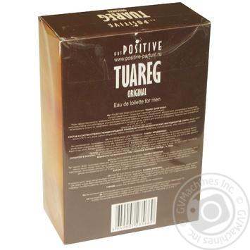 Вода туалетная Alain Aregon Tuareg Original мужская 100мл - купить, цены на Novus - фото 2