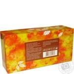 Серветки косметичні паперові 2-х шарові 150л пенал декор Novus - купить, цены на Novus - фото 2