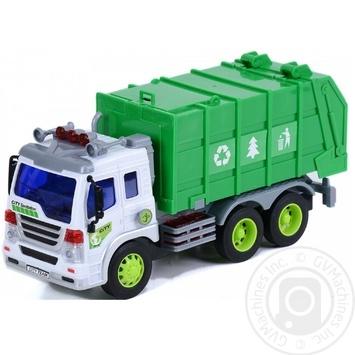 Іграшка Ашан машинка міська служба - купити, ціни на Ашан - фото 2