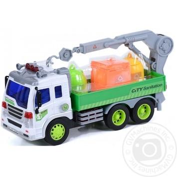 Іграшка Ашан машинка міська служба - купити, ціни на Ашан - фото 3