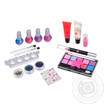 Набор One two fun Мой первый набор косметики - купить, цены на Ашан - фото 1