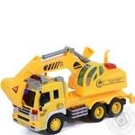 Auchan City Service Car Toy