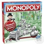 Игра настол Monopoly Монополия обновленная укр.вер шт