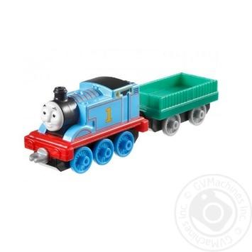 Игрушка Томас и друзья ТойДиКо паровозик с прицепом в ассортименте