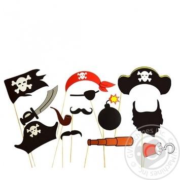 Фотобутафория Пират - купить, цены на Ашан - фото 1