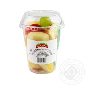Фруктовый микс Vita Verde яблоко и клубника